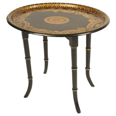 English Regency Style Tray Table
