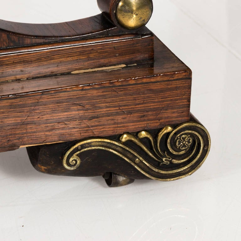English Regency Writing Table, circa 1820 For Sale 7