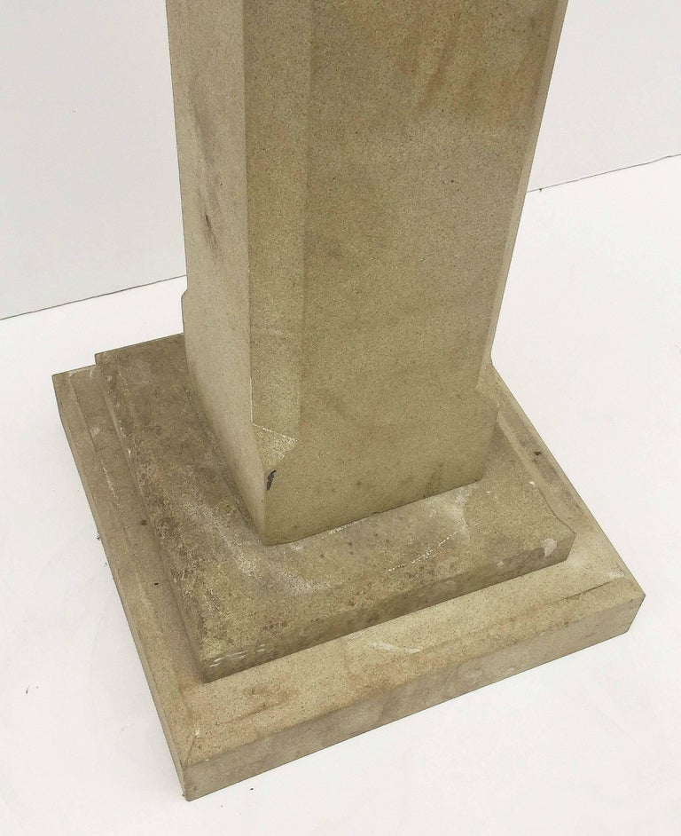 Stone English Sandstone Bird Baths for the Garden 'Individually Priced' For Sale