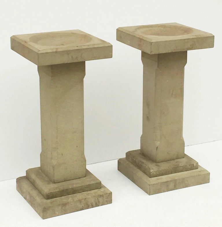 English Sandstone Bird Baths for the Garden 'Individually Priced' For Sale 1