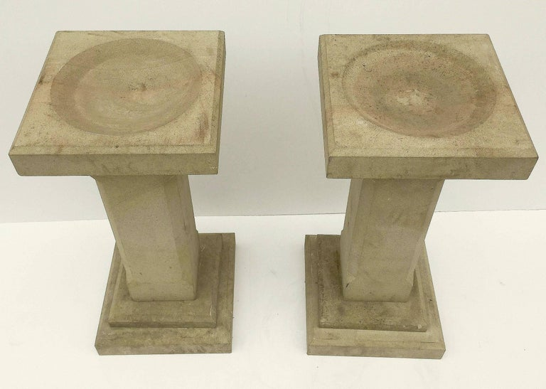 English Sandstone Bird Baths for the Garden 'Individually Priced' For Sale 2