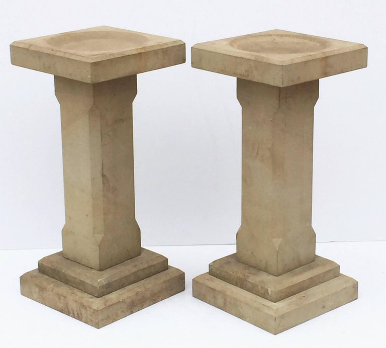 English Sandstone Bird Baths for the Garden 'Individually Priced' For Sale 3