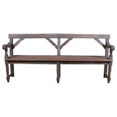 English Settle/Bench