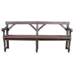 English Settle/Bench