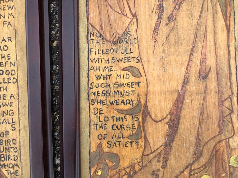 English Shakespearean Handcrafted