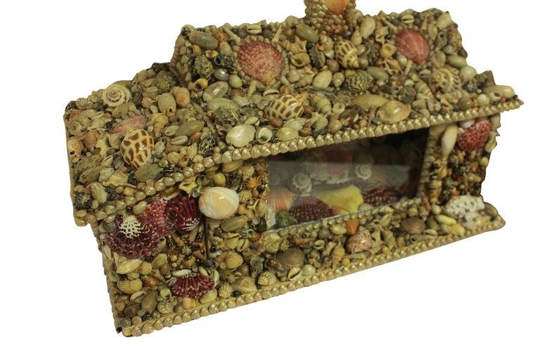 English Shell Grotto House 2