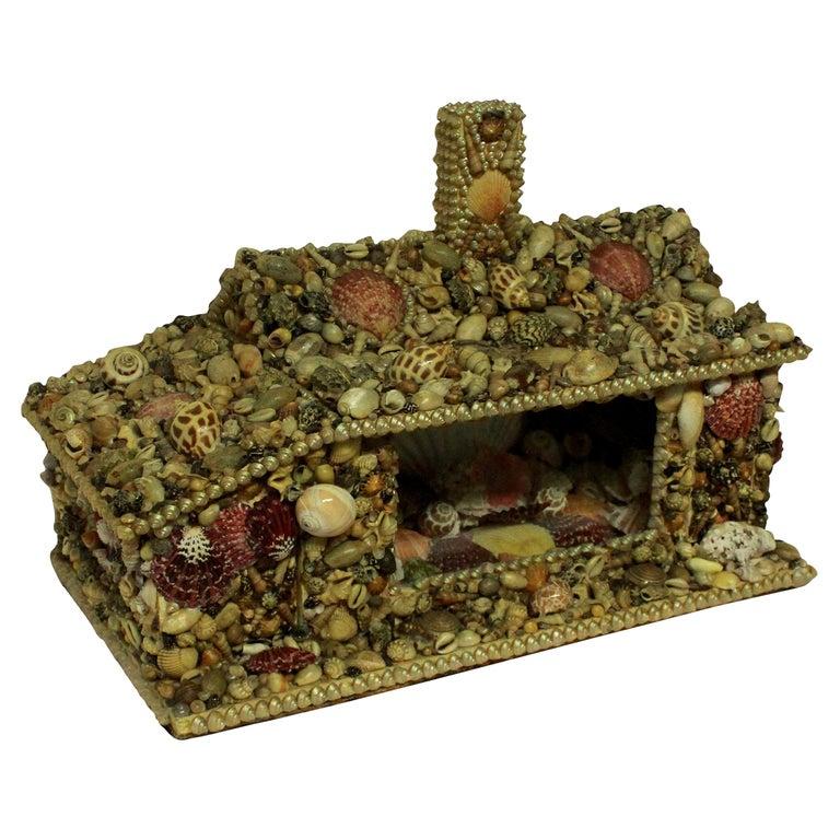 English Shell Grotto House