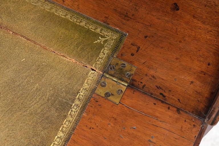 English Slant Front Secretary Desk, circa 1820s For Sale 4