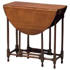 English Sutherland Table of Mahogany