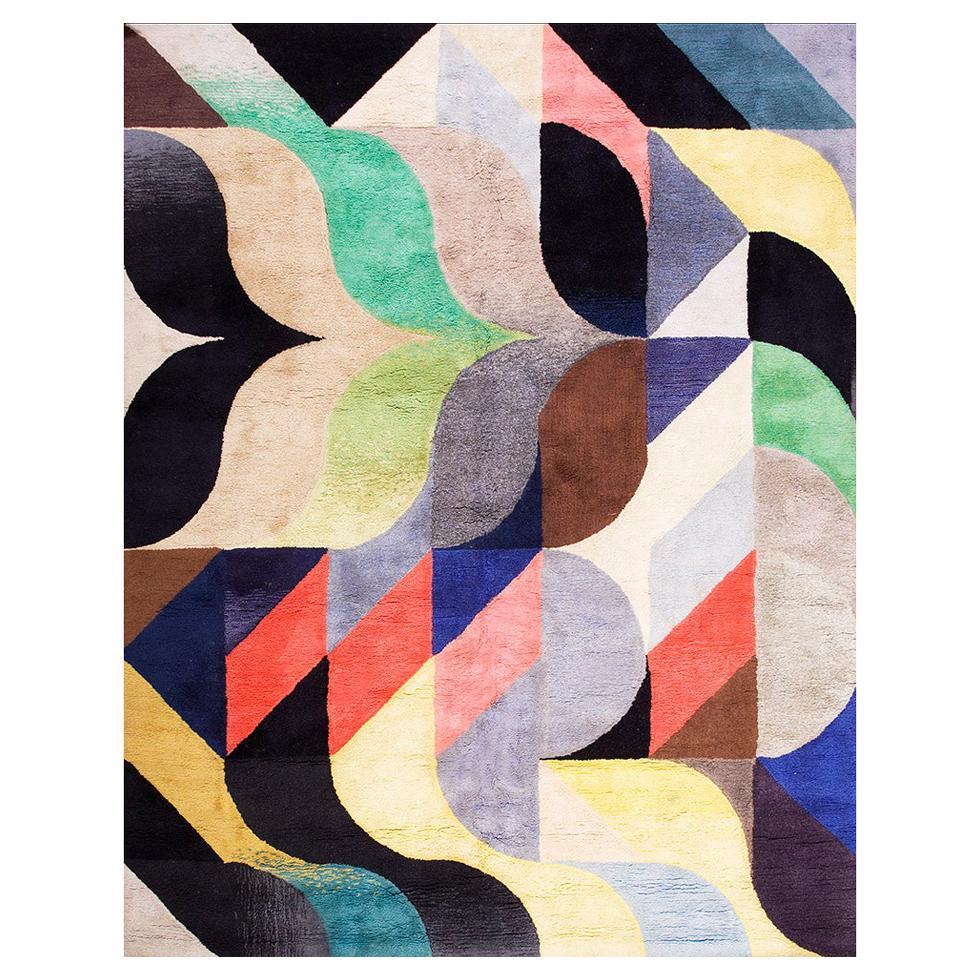 English Tufted Carpet by Ron Nixon