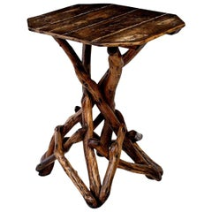 English Twig Table