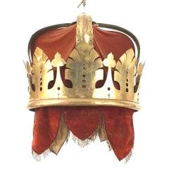 Englischer viktorianischer Stil, Kronenform, Kronleuchter