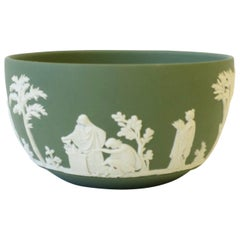 English Wedgwood Jasperware Bowl or Planter Cachepot Jardinière Neoclassical