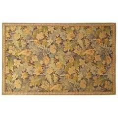 English William Morris Verdure Tapestry, circa 1900