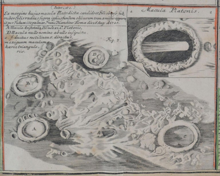 Engravings Celestial Charts, Cartographer, Astronomer Doppelmayr from 1740 For Sale 1