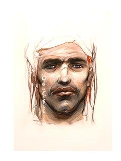 Enki Bilal - Ulysses - Original Lithograph