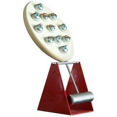 Ennio Chiggio Occhi di Bambole Kinetic Sculpture