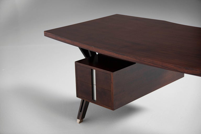 Ennio Fazioli Writing Desk MIM Roma Italy 1958 For Sale 1