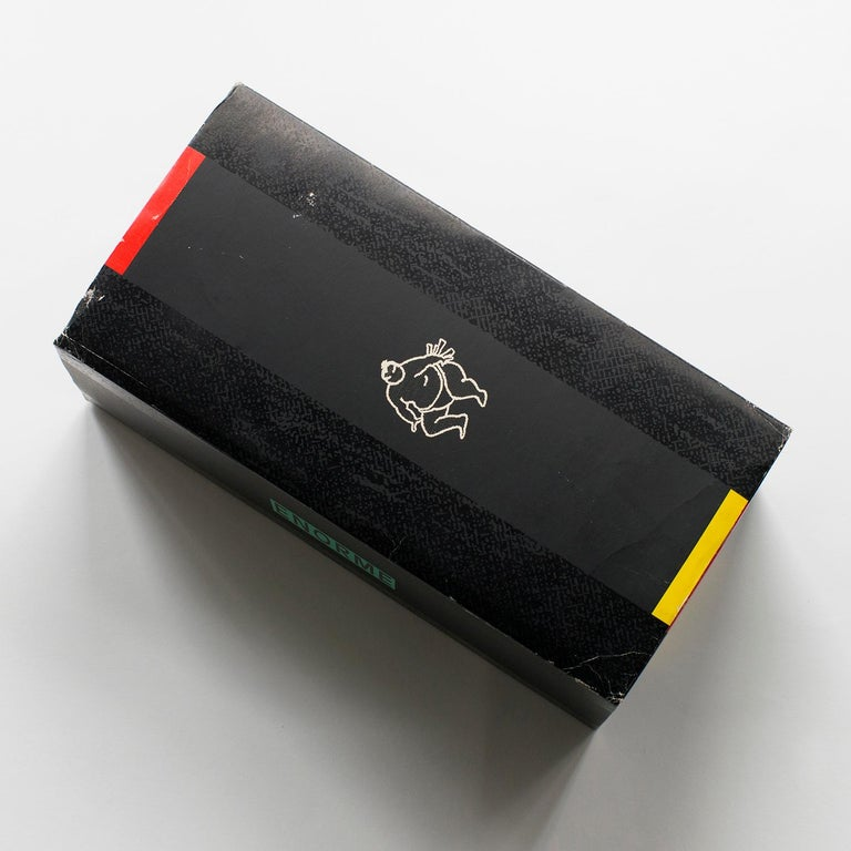 Late 20th Century Enorme Telephone Ettore Sottsass Postmodern For Sale