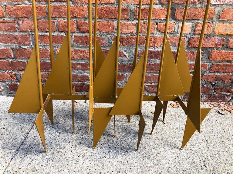 Enormous Rare Modernist Candelabrum by Donald Drumm For Sale 4
