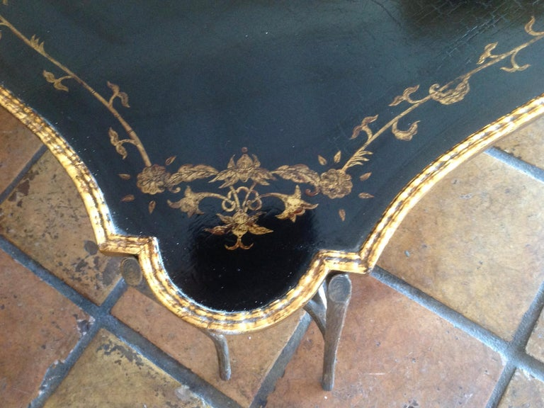 Enormous Tray Top Style Coffee Table For Sale 5