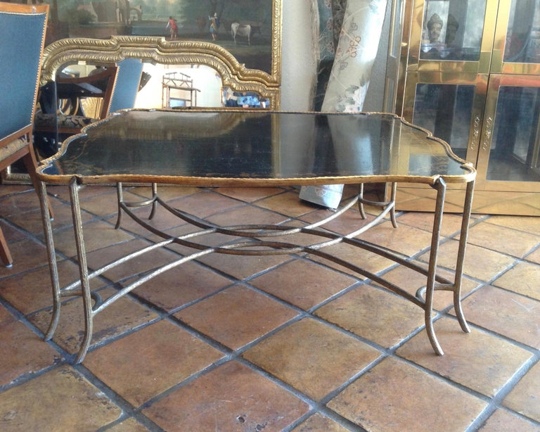 Enormous Tray Top Style Coffee Table For Sale 6