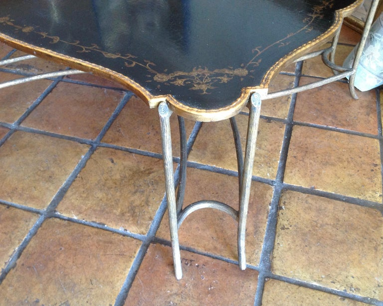 Enormous Tray Top Style Coffee Table For Sale 2
