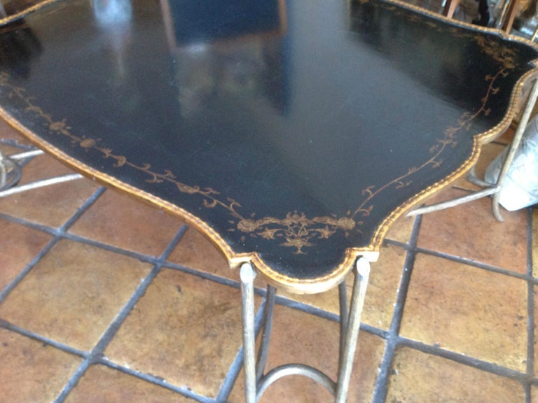 Enormous Tray Top Style Coffee Table For Sale 3