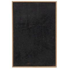 Enrico Della Torre Black Painting