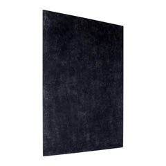 Enrico Dellatorre Contemporary Modern Black Monochrome Large Painting