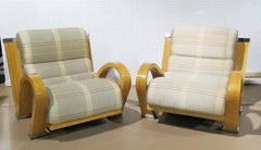 Enrique Garcel Lounge Chairs