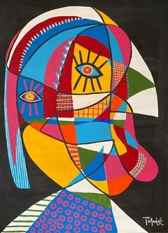 Iluminado, Contemporary Art, Abstract Painting, 21st Century