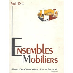 Ensembles Mobiliers, 6 Volumes '13 to 18'