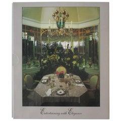 Entertaining with Elegance Vintage Book by Marjorie Merriweather Post
