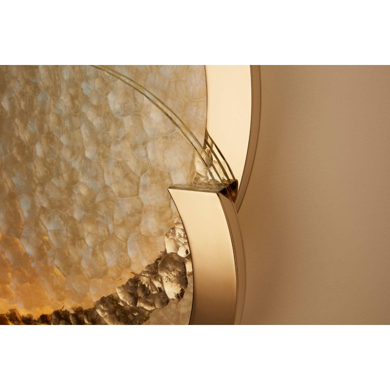 Entrelacs Wall Lamp by Mydriaz In New Condition For Sale In Geneve, CH