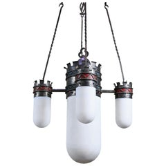 Entry Gothic Chandelier