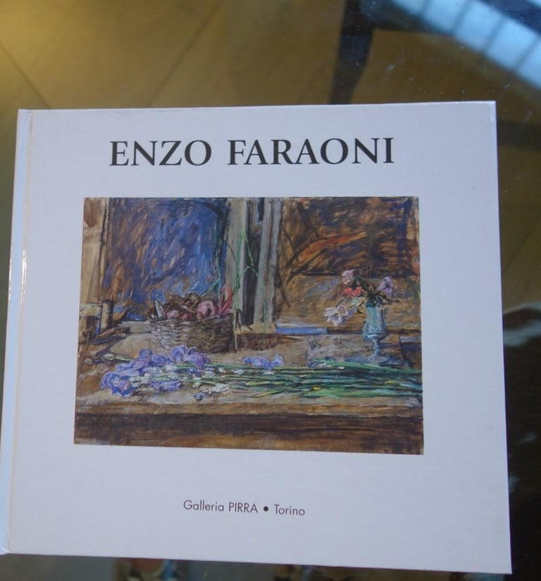 Interior, Fruit, Dining Room,Italian,Italy,Still life Enzo FARAONI (S. Stefano Magra, La Spezia, 1920/ Florence 2017)  Enzo Faraoni is a great painter and engraver from Florence; he expresses the poetic everyday life of simple and concrete things