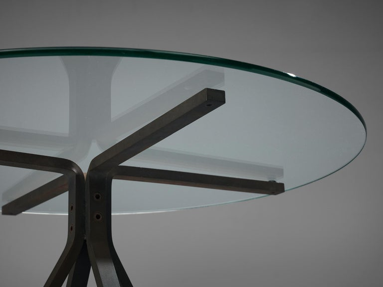 Mid-Century Modern Enzo Mari for Driade 'Cuginetto' Coffee Table For Sale