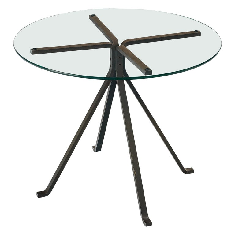 Enzo Mari for Driade 'Cuginetto' Coffee Table For Sale