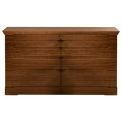 Eon Chest of Drawers in Walnut