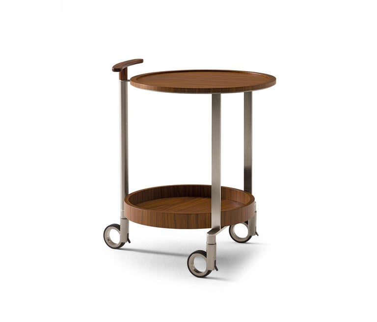 Italian Eos Small Table by Chi Wing Lo For Sale