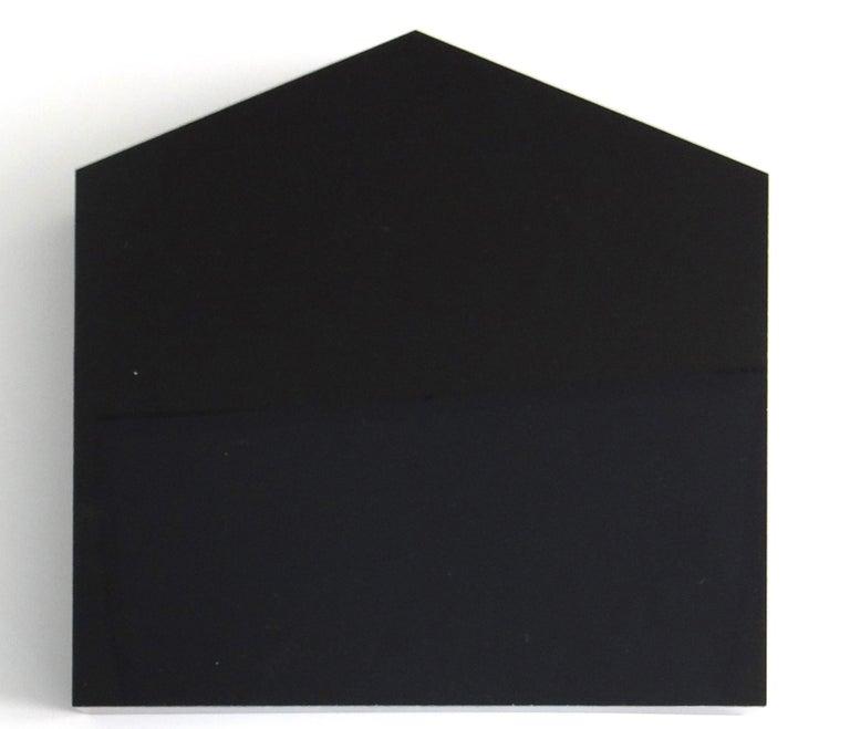 American Epitafios, One of a Kind Plexiglass Wall Sculpture For Sale