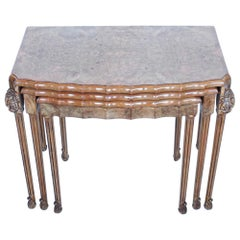 Epstein Art Deco Nest of Tables