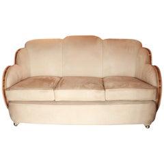 Harry & Lou Epstein Three-Seat Sofa