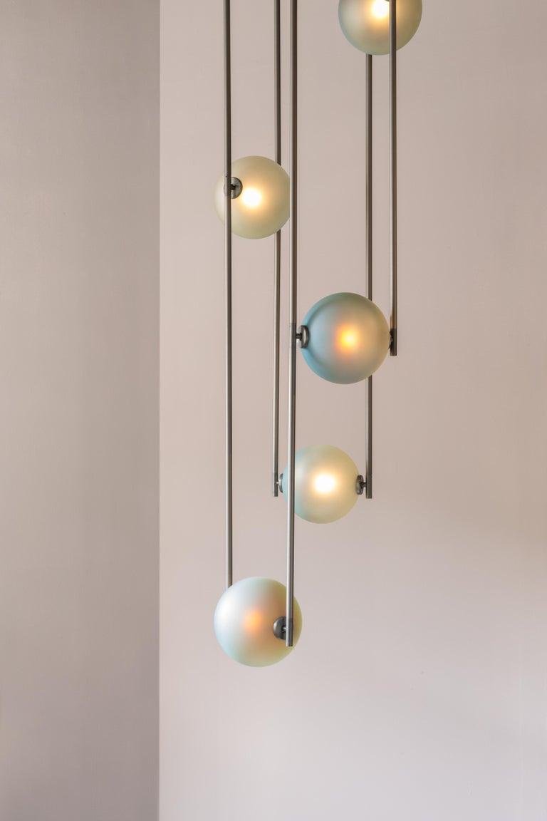 Equalizer Pendant Light by Ladies & Gentlemen Studio For Sale 1