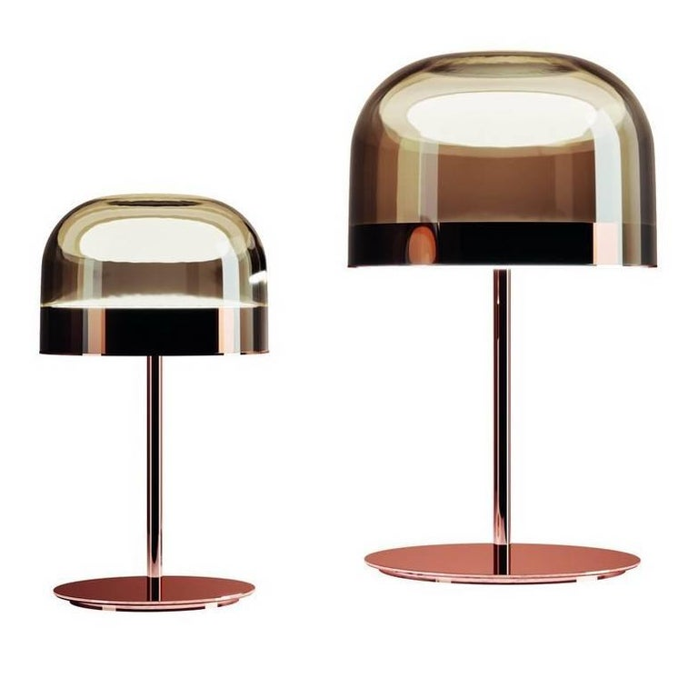 """Equatore"" Table Lamp Designed by Gabriele & Oscar Buratti for Fontana Arte For Sale"