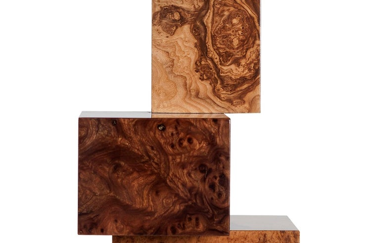 Spanish Equilibrium Console, Limited Edition of 7, Contemporary Design Table For Sale