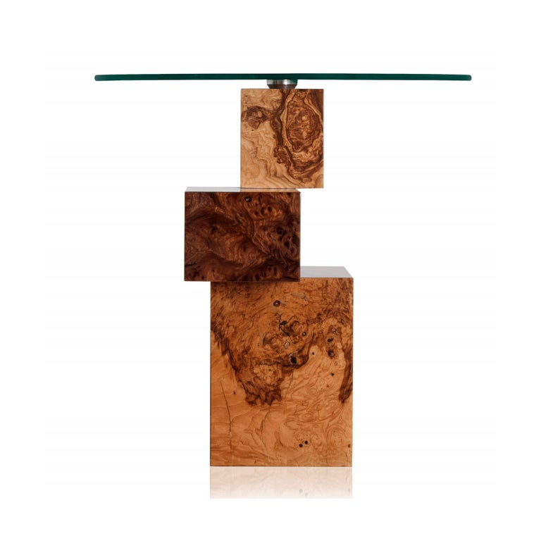 Equilibrium Console, Limited Edition of 7, Contemporary Design Table For Sale 1