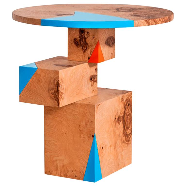 Equilibrium Pop Console, Limited Edition of 7, Contemporary Design Table For Sale