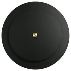 Equinox Circular Wall Sconce, Custom Made by Studio Dunn